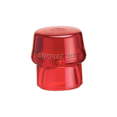 ロームヘルド・ハルダー 3206.03HALDER シンプレックス用インサート プラスティック(赤) 頭径30mm4817907