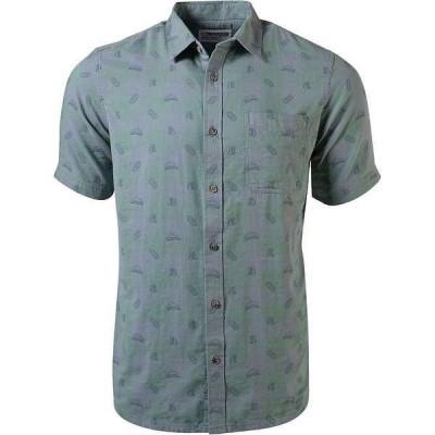 マウンテンカーキス メンズ シャツ トップス Mountain Khakis Men's Camper SS Shirt