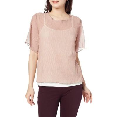[レイカズン] シャツ 106145030 レディース ピンク FREE