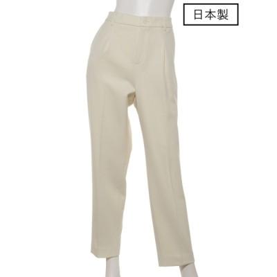 CECI OU CELA (セシオセラ) レディース 【日本製】パンツ ホワイト 40