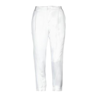 PT Torino パンツ ホワイト 42 レーヨン 100% パンツ