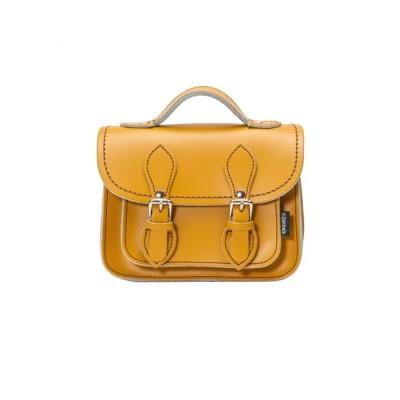 BRITISH MADE / 【ザッチェルズ/Zatchels】マイクロサッチェルバッグ WOMEN バッグ > ショルダーバッグ