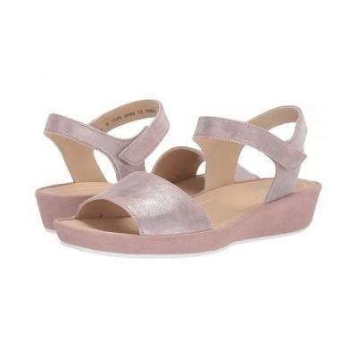 ara アラ レディース 女性用 シューズ 靴 ヒール Catalina - Pink
