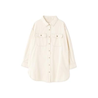 【フリーズマート/Free's Mart】 オーバーサイズワークシャツ