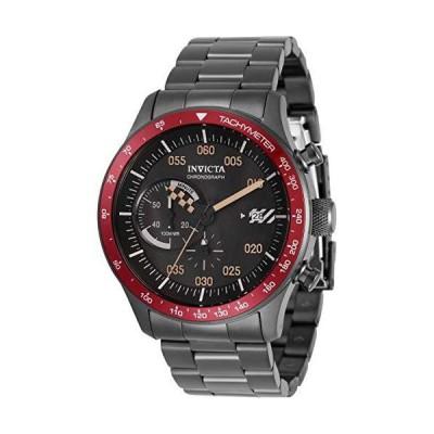 Invicta 34058 Men's Speedway Chronograph Gunmetal Bracelet Watch並行輸入品