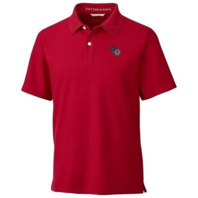 カッターアンドバック メンズ ポロシャツ トップス Tennessee Titans Cutter & Buck Americana Breakthrough Polo