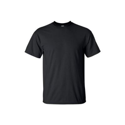 海外取寄品--Gildan ウルトラコットン トール 6オンス 半袖 Tシャツ (G200T)、チャコール、3XLT US サイズ: XX-Large