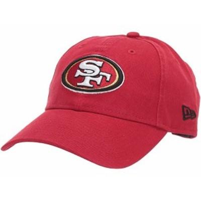 (取寄)ニューエラ レディース NFL コア クラシック 9トゥェンティー アジャスタブル キャップ - サン フランシスコ 49ers New Era Women'