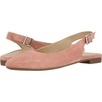 バイオニック VIONIC レディース スリッポン・フラット シューズ・靴 Jade Dusty Pink Suede