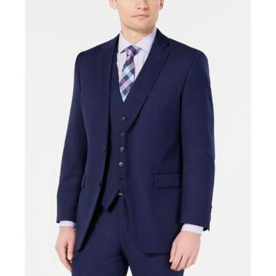 ペリーエリス メンズ ジャケット・ブルゾン アウター Men's Portfolio Slim-Fit Stretch Suit Jackets