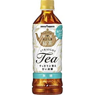 かごしま知覧紅茶無糖 500ml 24本