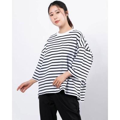 ティゴラ TIGORA レディース 半袖Tシャツ TR-9C2361TS (ホワイト)