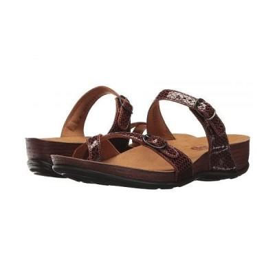 SAS サス レディース 女性用 シューズ 靴 サンダル Shelly - Weave Henna