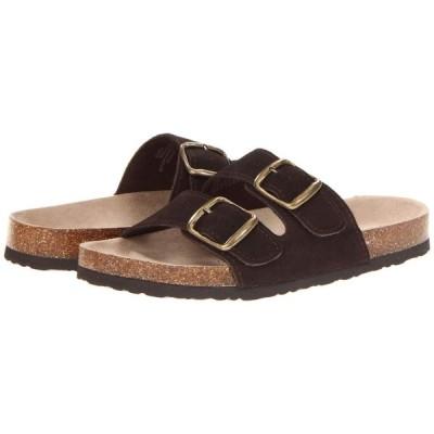 ホワイトマウンテン White Mountain レディース サンダル・ミュール シューズ・靴 Helga Brown