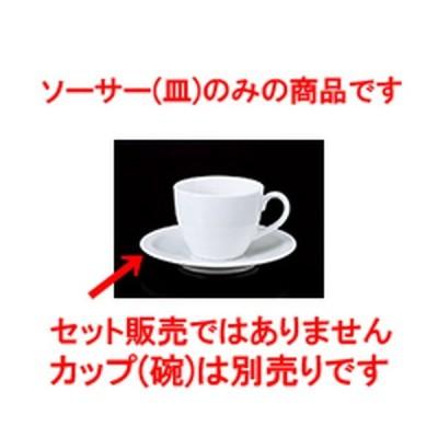 碗皿 洋食器 / siroソーサー L 寸法:15 x 2.7cm