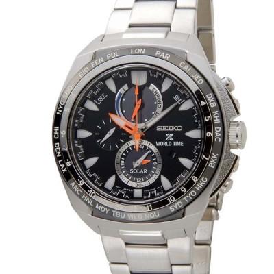 セイコー SEIKO プロスペックス メンズ 腕時計 SSC487P1 ソーラー クロノグラフ クオーツ