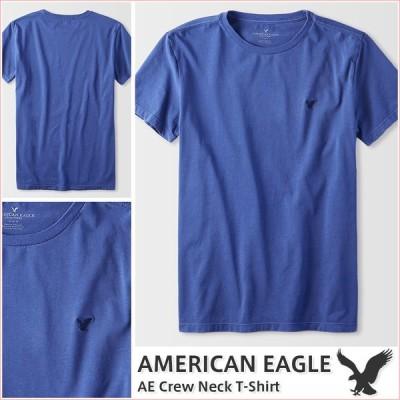 アメリカンイーグル/メンズ Tシャツ 半袖/正規品 ネイビー