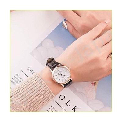 【新品・未使用品】Wristwatch Korean Version of Simple Ladies Watch Fashion Temperament Digital Watch Quartz Belt Watch Female Student Casual
