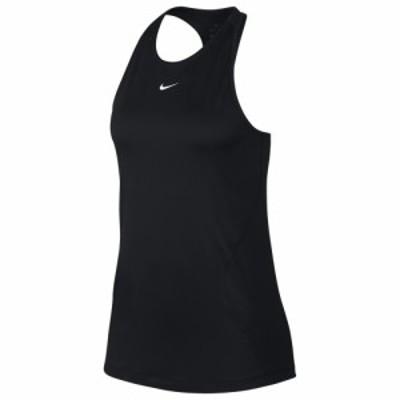 ナイキ Nike レディース トップス フィットネス・トレーニング Pro Mesh Tank Black