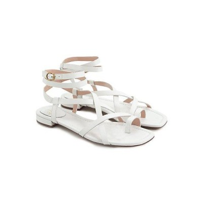 レディース シューズ  J.Crew Strappy Lucy Leather Sandal