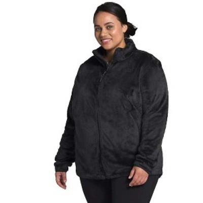 ノースフェイス レディース ジャケット・ブルゾン アウター The North Face Women's Plus Osito Jacket Asphalt Grey