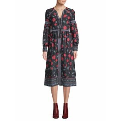 エンドレスローズ レディース ワンピース Zinnia Printed Midi Dress