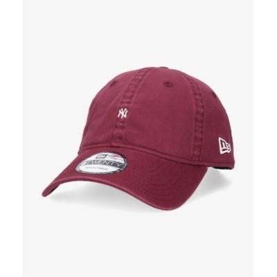 OVERRIDE / 【NEW ERA】920 NYY MICRO LOGO MEN 帽子 > キャップ