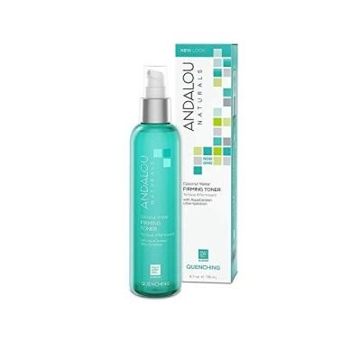 オーガニック ボタニカル 化粧水 トナー ナチュラル フルーツ幹細胞 「 CW トナー 」 ANDALOU naturals アンダルー ナ