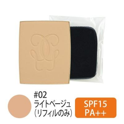 ゲラン パリュール ゴールド コンパクト SPF15/PA++【リフィルのみ】 #02(ライトベージュ) 10g