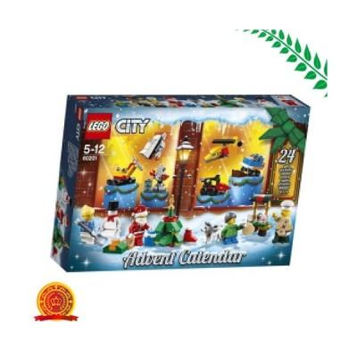 【レゴ(LEGO) シティ アドベントカレンダー 60201 [代引選択不可]】