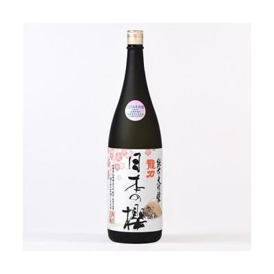 日本酒 龍力 純米大吟釀 日本の櫻 1.8L