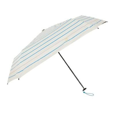 小川(Ogawa) 日傘 マリンな休日/OW 親骨の長さ:50cm linedrops 13879