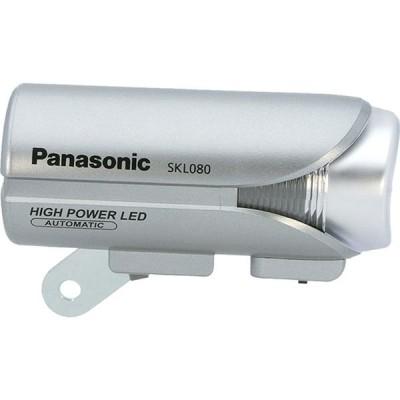 パナソニック ハイパワー LEDかしこいランプ V3 シルバー SKL080(直送品)