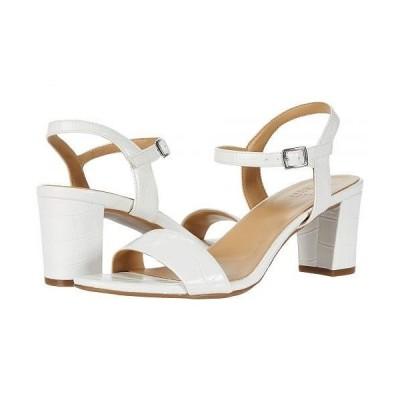 Naturalizer ナチュラライザー レディース 女性用 シューズ 靴 ヒール Bristol - White Synthetic