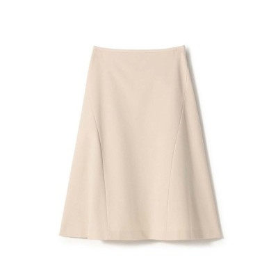 スカート ESTNATION コットン2WAYストレッチスカート