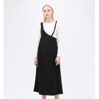 【ラブレス/LOVELESS】 ワンショルダー スタイリング ドレス