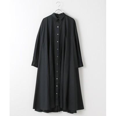 MARcourt/マーコート flare shirt OP navy FREE