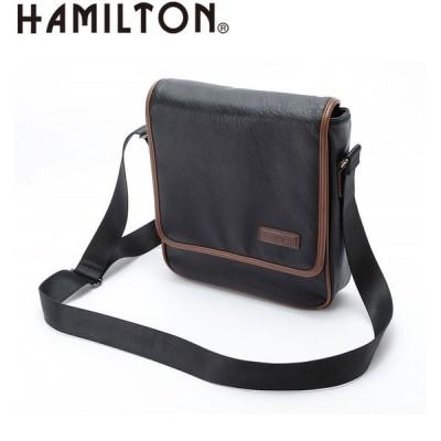 ショルダーバッグ カジュアルバッグ B5 タブレット対応 ウレタン内装 ビジネス #33710 ハミルトン HAMILTON hira39