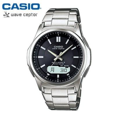 CASIO カシオ電波ソーラー 腕時計 ウェーブセプター 電波時計 WVA-M630D-1AJF 国内正規品