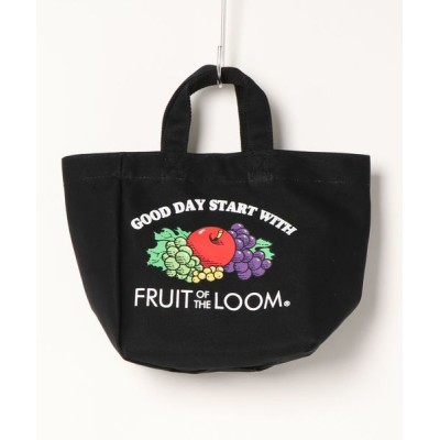 Donnaruma / 【FRUIT OF THE LOOM】LUNCH TOTE BAG WOMEN バッグ > トートバッグ