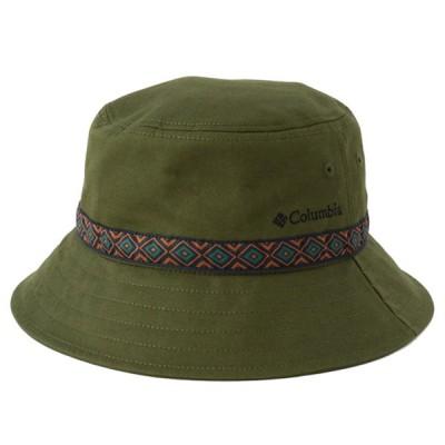 コロンビア Columbia メンズ&レディース ブルーイッシュリバーバケット Bluish River Bucket カジュアル 帽子 キャップ ハット