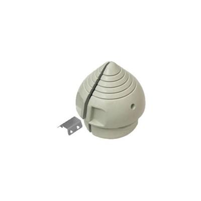 端末ブッシング(エコノミータイプ)適合ケーブル外径60mm以下 ミルキーホワイト 1個価格 未来工業 MTV-82M
