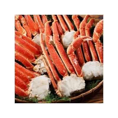 かに カニ 蟹 ズワイ ずわい 希少 バルダイ種 大 ズワイガニ 脚 たっぷり 3kg カニ鍋 お歳暮 プレゼント ギフト 贈り物 送料無料