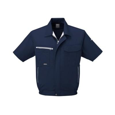 サンエス WA10550 半袖ブルゾン 作業服
