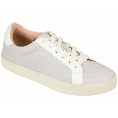 ジャーニーコレクション スニーカー シューズ レディース Comfort Foam Edell Sneaker Grey