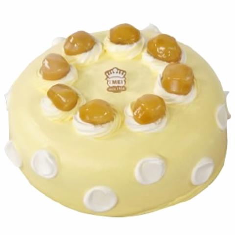 【限門市自取】香栗樂園布丁蛋糕