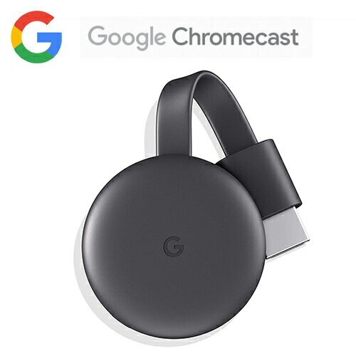 【Google】Chromecast 3 HDMI 媒體串流播放器 (2019)【三井3C】