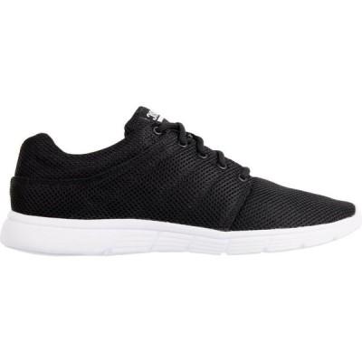 ファブリック Fabric メンズ スニーカー シューズ・靴 Reup Runner Trainers Black/White