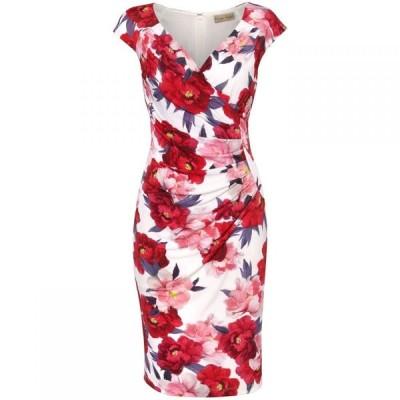 フェイズ エイト Phase Eight レディース ワンピース ワンピース・ドレス Elba Rose Dress Multi Coloured
