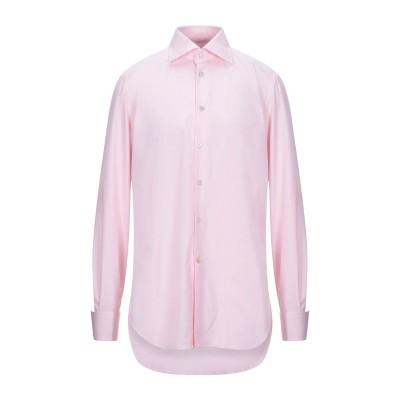 KITON シャツ ピンク 39 コットン 100% シャツ